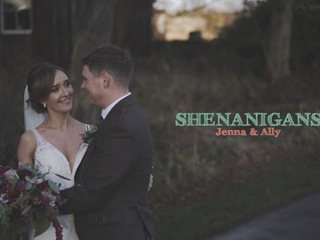 Shenanigans by Jenny and Ally