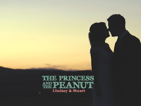 The Princess and The Peanut by Lindsey and Stuart