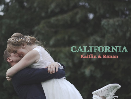 California by Kaitlin and Ronan