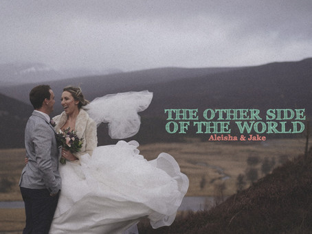 The Other Side of the World by Aleisha and Jake