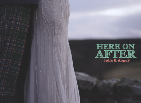Here On After by Julia and Angus