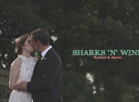 Sharks 'n' Wine by Rachel and Jason