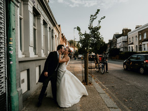 London Wedding Photography - St Saviour's Church