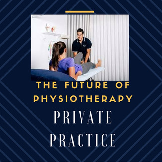 Blog #1 - The Future of Private Practice: An Influx of New Graduates & a Decline in Experienced