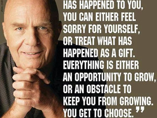 The Late, Great WAYNE DYER!
