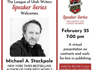 New Speaker Series - Exclusively for League Members