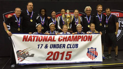 2015 17 ELITE AAU CHAMPIONS