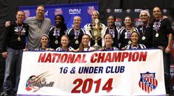 2014 16 ELITE AAU CHAMPIONS