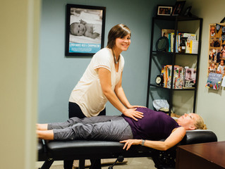 Research Wednesday: Pregnancy and Chiropractic