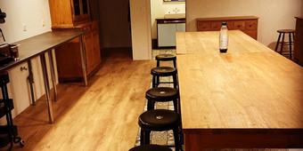 De cuppingtafel