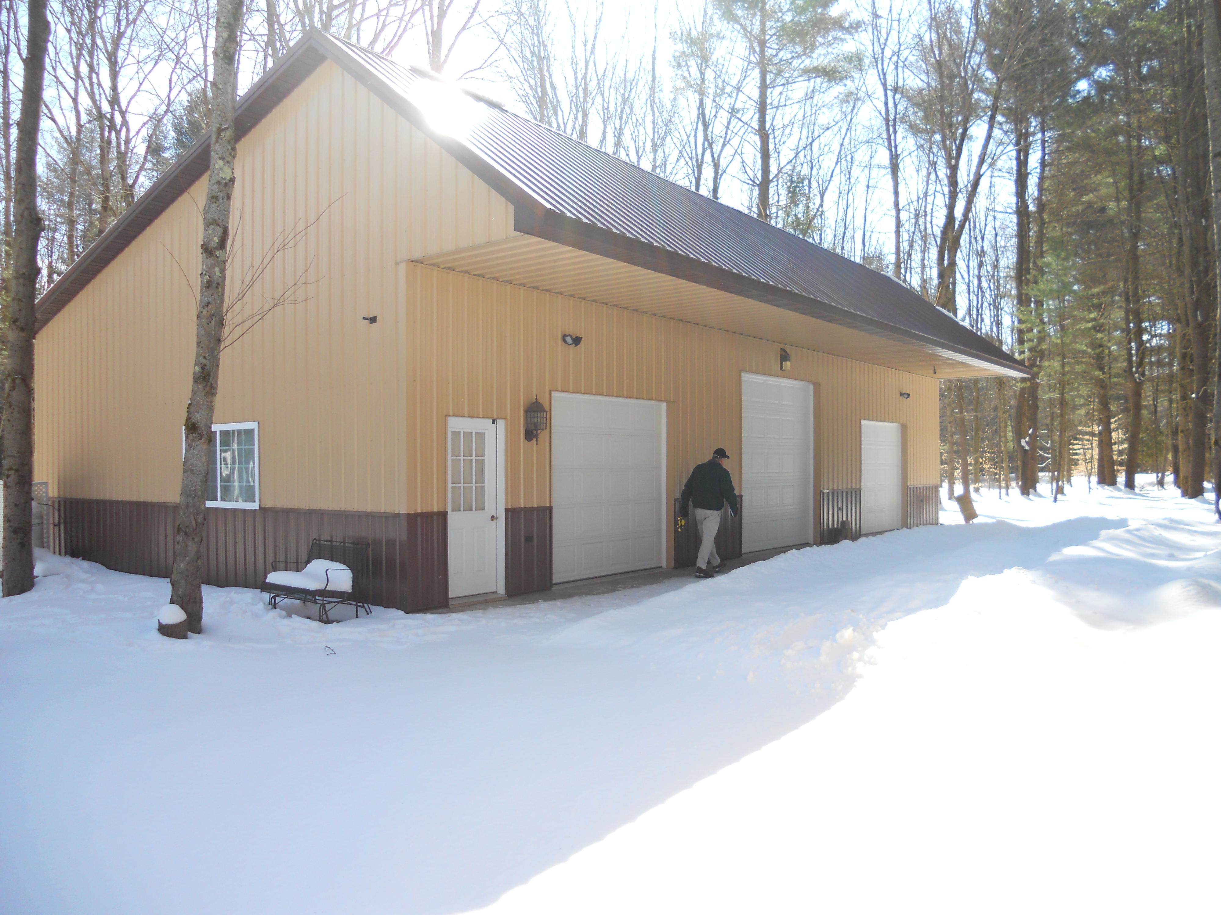 Chauncey Pole Barn