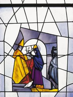 Iconographie de la vie du Christ St Maurice