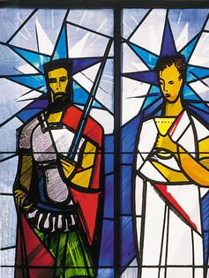 Saint Martin et Saint Jean Chandolin