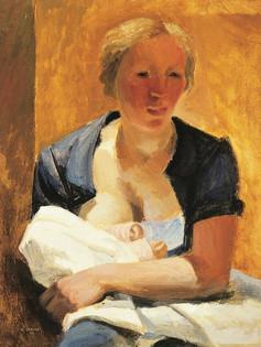 Maman maternité