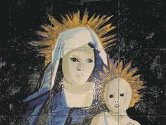 Vierge et Enfant Villa Beyeler