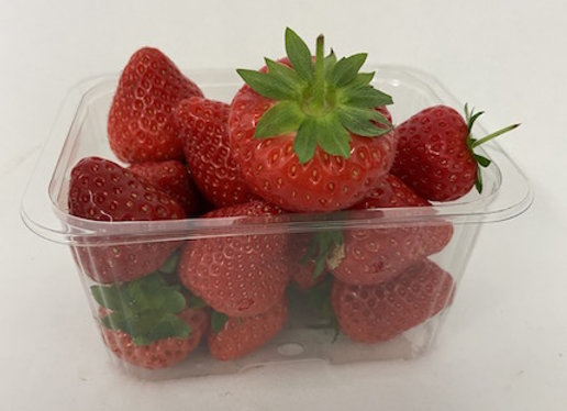 Strawberries, Punnet