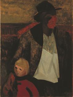 Paysan et son fils