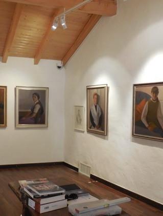 Espace d'exposition de la collection communale Savièse