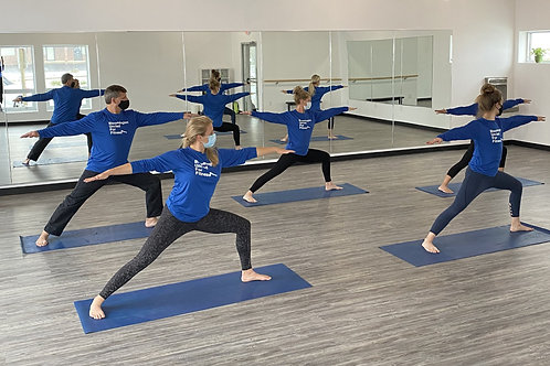 Yoga, Thurs 6pm, 10/3-12/18, 2021