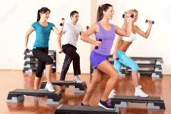 Strength & Cardio Wed 8:30-9:20am 9 weeks