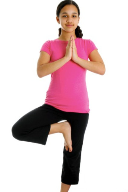 Yoga For YOUNG Athletes, Wed 4:30pm, October 2021