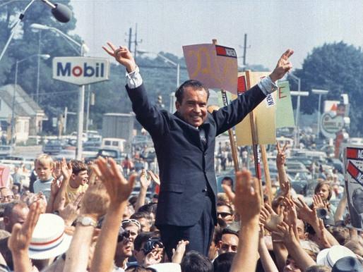 Quel Ferragosto in cui Nixon pose fine all'età dell'oro