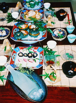 """世界無形遺産""""日本料理"""""""