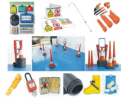 EHV WORKSHOP SAFETY & PPE PACK
