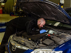 Light Vehicle Inspection Accreditation