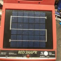 Red Snap'r Solar