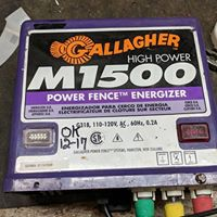 Gallagher M1500