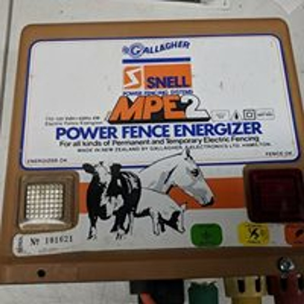 Electric Fencer Repair Cattle Scale Repair Cattle Load