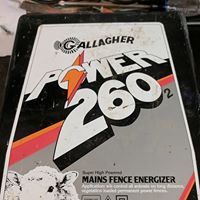 Gallagher Power 260