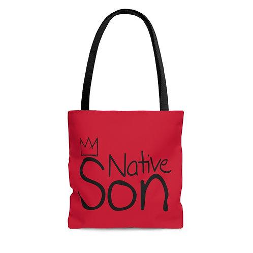 Native Son Tote Bag