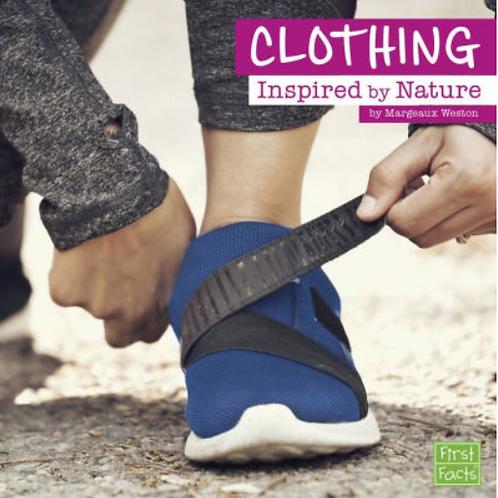 Hardback Clothing Inspired by Nature