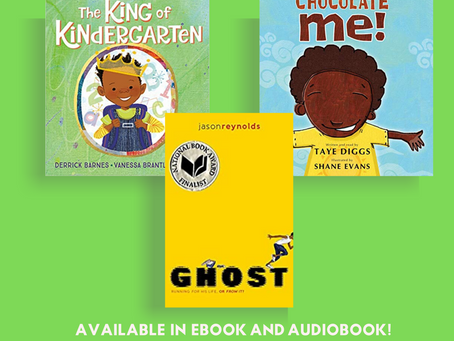 April Book Picks!