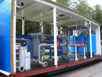 Блочно-модульные системы отопления