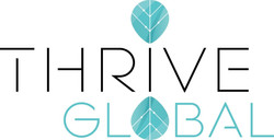 Article with Thrive Global (Arianna Huffington)
