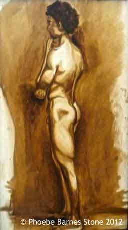 Florence nude