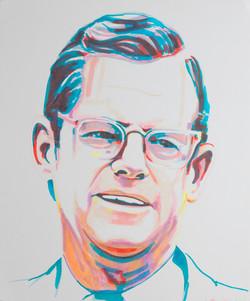 'Bob',marker,14''x17''.