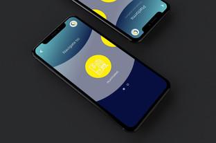 UI/UX Design Nex