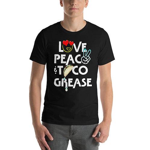 Taco Grease Short-Sleeve Unisex T-Shirt