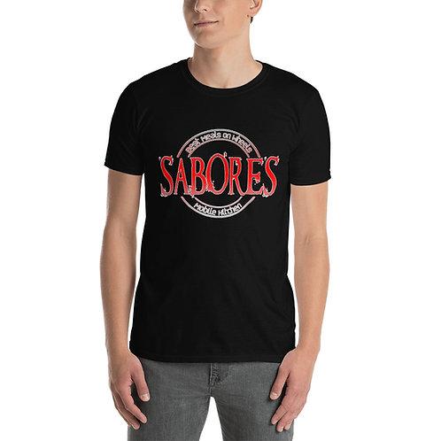 Sabores OG Short-Sleeve Unisex T-Shirt