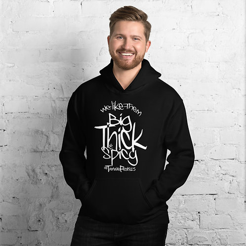 Thick n Spicy BNW Unisex Hoodie