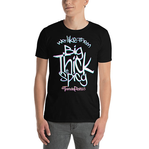Thick N Spicy OG Front  pnb Short-Sleeve Unisex T-Shirt