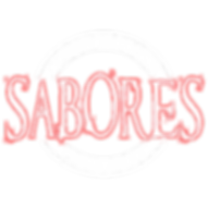 Sabores Logo PNG White Raw Small .png