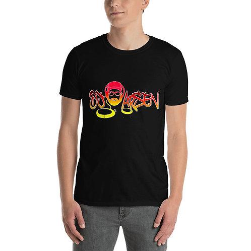 DJ Arsen Fire Short-Sleeve Unisex T-Shirt