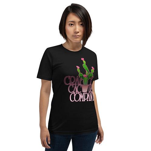 Carfty Cactus Bella Short-Sleeve Unisex T-Shirt