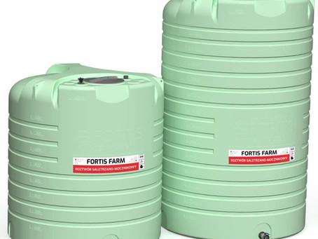 FORTIS FARM konteineri