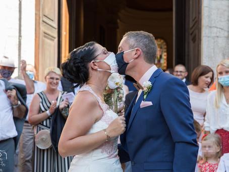 Le mariage d'Élodie & Philippe dans l'Ain près d'Ambérieu à Bugey